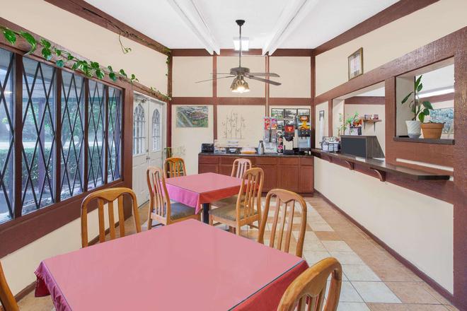 Knights Inn Battle Creek MI - Батл-Крик - Ресторан