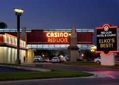 Red Lion Hotel and Casino Elko - Elko - Bâtiment