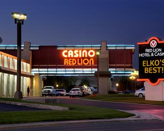 Red Lion Hotel and Casino Elko - Elko - Building
