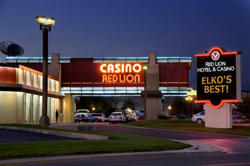 Red Lion Hotel and Casino Elko - Elko - Building