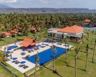Ketapang Indah Hotel - Banyuwangi - Pool