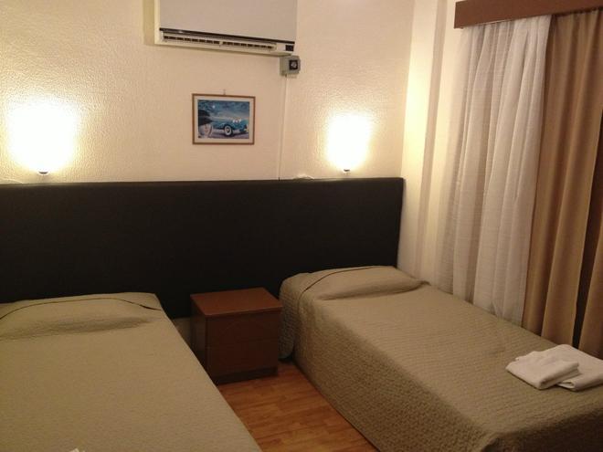 Pasianna Hotel Apartments - Larnaca - Bedroom