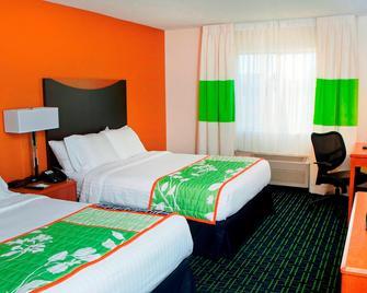 Fairfield Inn & Suites Joliet North/Plainfield - Joliet - Schlafzimmer