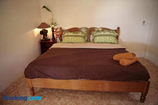 Jungle Hut Bungalows & Hotel - Ko Pha Ngan - Bedroom