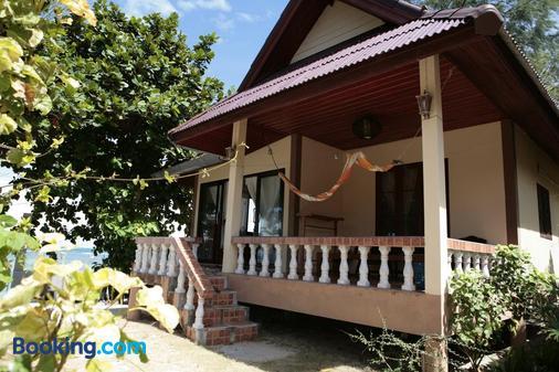 Jungle Hut Bungalows & Hotel - Ko Pha Ngan - Building