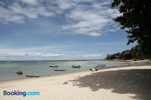 Jungle Hut Bungalows & Hotel - Ko Pha Ngan - Beach