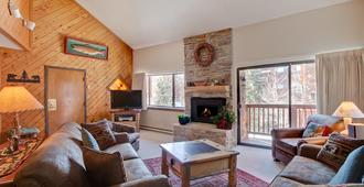 Pine Ridge Condominiums - Breckenridge - Sala de estar