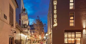 18 Micon Street - Athen - Außenansicht