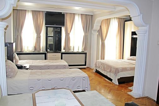 Konak Apart Hotel - Istanbul - Bedroom