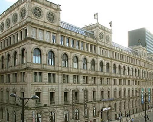 Britannia Hotel - Manchester City Centre - Manchester - Building