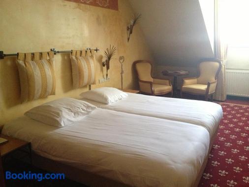 波提切利酒店 - 馬斯垂克 - 馬斯特里赫特 - 臥室