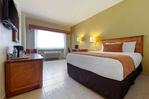 Comfort Inn Monterrey Valle - Monterrey - Bedroom