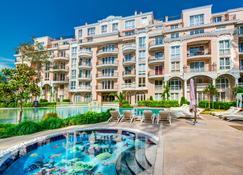 Venera & Anastasia Palace Apartments - Słoneczny Brzeg - Plaża