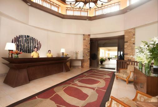 The Leaf at Timberland Heights - San Mateo - Front desk