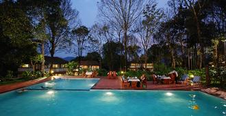 Greenwoods Resort - Thekkady - Pool