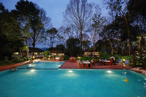 Greenwoods Resort - Thekkady - Πισίνα