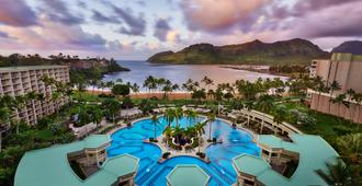 Marriott's Kaua'I Beach Club - Lihue - Pool