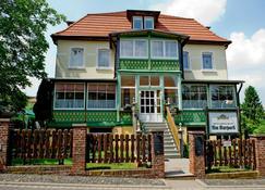 Hotel Am Kurpark - Bad Suderode - Edifício