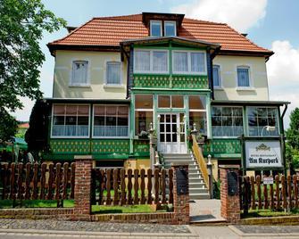 Hotel Am Kurpark - Bad Suderode - Building