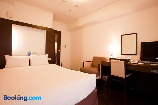 Kuretake Inn Premium Hamamatsucho - Tokyo - Bedroom