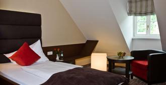 Hotel König - Passau - Slaapkamer