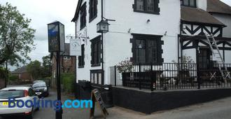 White Horse Inn - Chester - Building