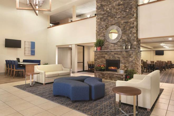 Radisson Hotel Ames Conference Center At Isu - Ames - Oleskelutila