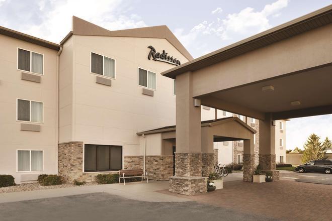 Radisson Hotel Ames Conference Center At Isu - Ames - Rakennus