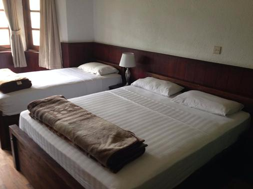 Richmond Inn - Nuwara Eliya - Bedroom