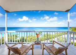 Coral Estate Luxury Resort - Sint Willibrordus - Μπαλκόνι