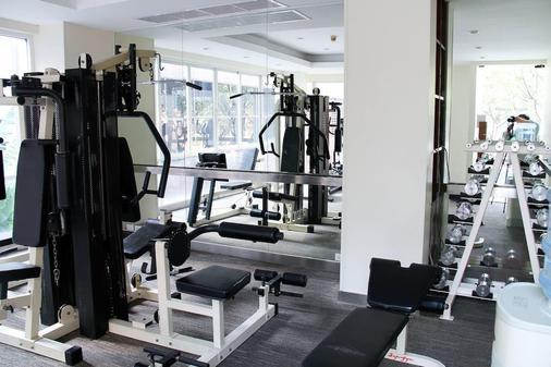 西隆富麗薩通酒店 - 曼谷 - 健身房