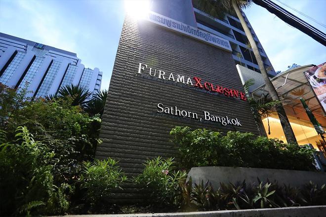 Furamaxclusive Sathorn, Bangkok - Bangkok - Building