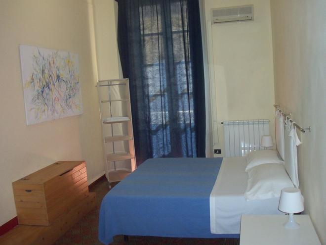 卡拉瓦喬 B&B 酒店 - 敘拉古 - 錫拉庫扎 - 臥室