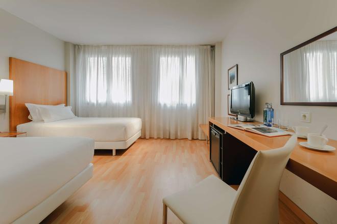Hesperia Del Mar - Barcelona - Bedroom