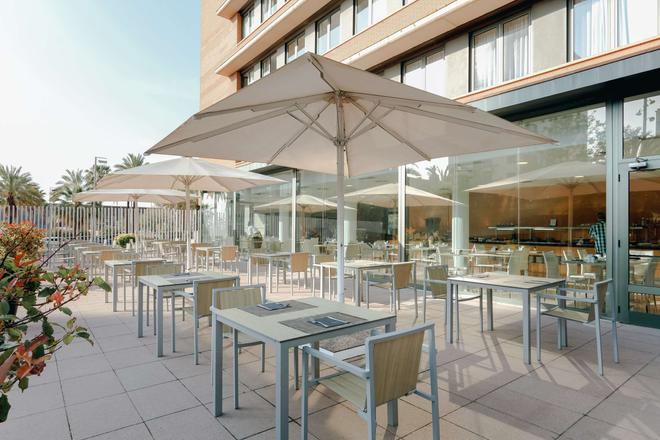 Hesperia Del Mar - Barcelona - Restaurante