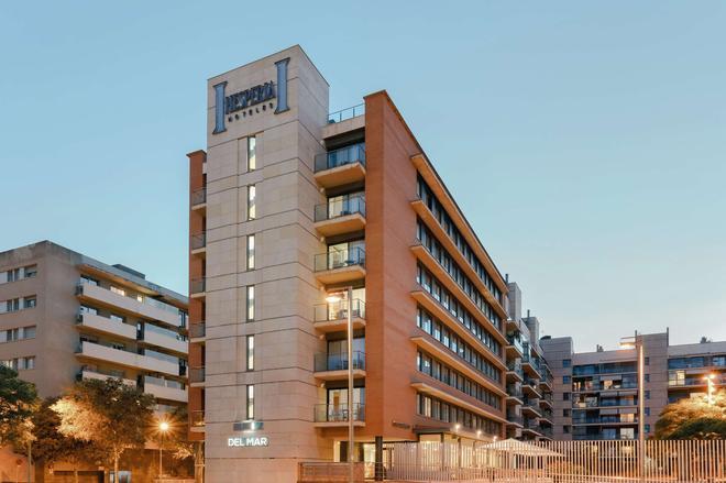 Hesperia Del Mar - Barcelona - Edificio