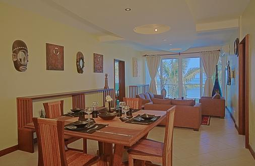 Cowrie Shell Beach Apartments - Mombasa - Τραπεζαρία