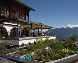 Fidazerhof - Flims - Edificio