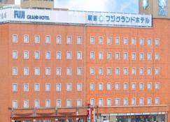 Ekimae Fuji Grand Hotel - Aizuwakamatsu - Building