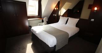 Hôtel des Tonneliers - Cruche d'Or - Estrasburgo - Quarto