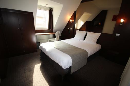 Hôtel des Tonneliers - Cruche d'Or - Strasbourg - Bedroom