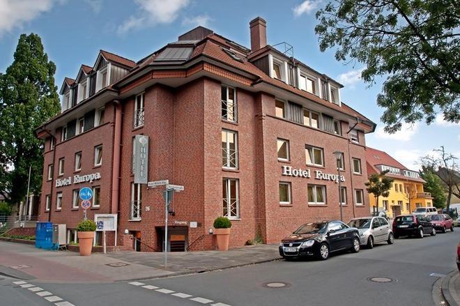 Hotel Europa - Münster - Rakennus