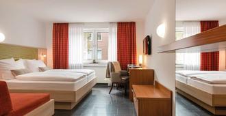 Hotel Europa - מינסטר - חדר שינה
