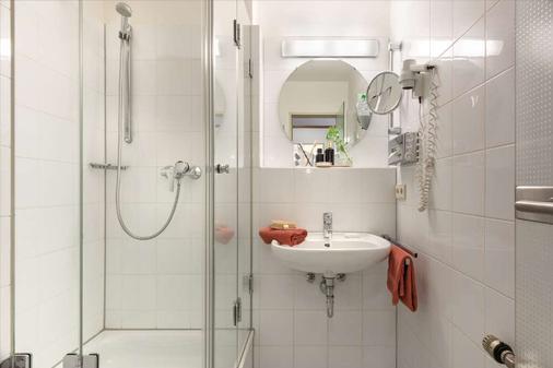 Hotel Europa - Münster - Phòng tắm