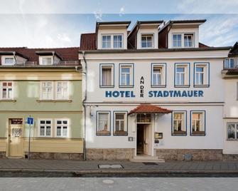 Hotel An Der Stadtmauer - Mühlhausen - Building
