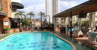 Ayenda 1517 Ciudad Bonita - บูคารามังกา - สระว่ายน้ำ