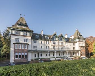 The Highland Hotel - Strathpeffer - Budova