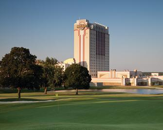 Hard Rock Hotel And Casino Tulsa - Catoosa - Building
