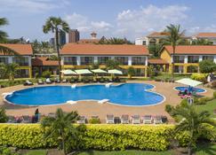 Hotel Palm Beach - Pointe-Noire (República del Congo) - Piscina