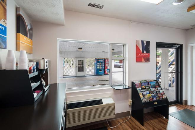 Motel 6 Parkersburg - Parkersburg - Restaurant